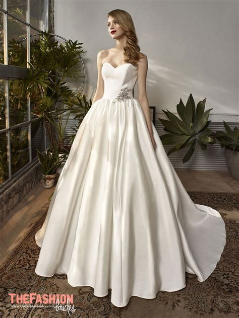 Beautiful Wedding Gowns by Enzoani Beautiful 2018 Bridal Collection The
