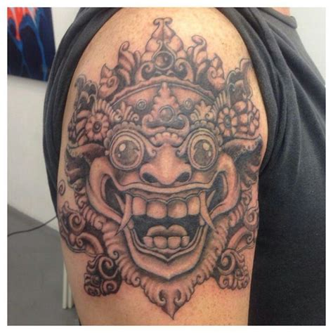 barong back tattoo 15 best images about tattoo ideas on pinterest