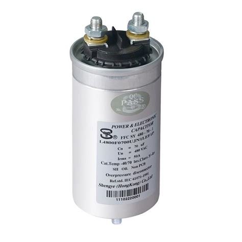 capacitor ac energy hf ac filter capacitor from shengye electrical co ltd b2b marketplace portal china product