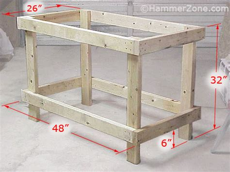 how to build a basic bench desks workbench on pinterest desk plans workbenches and