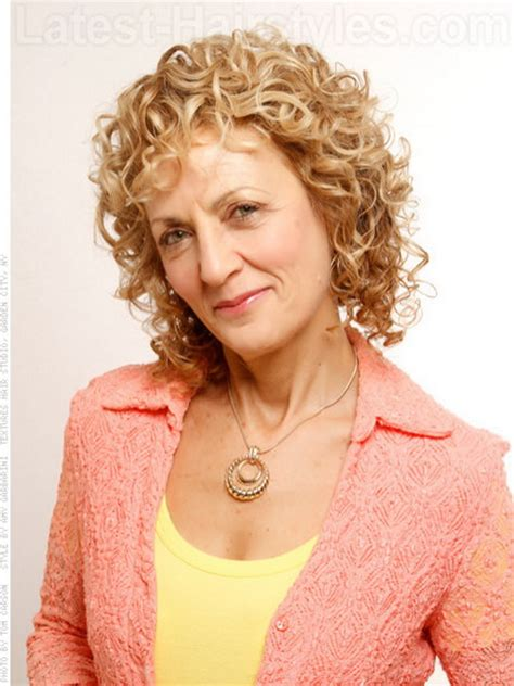 frizzy hairstyles for 50 curly hairstyles for women over 50