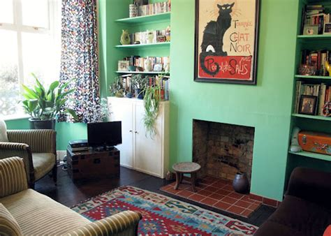 etsy vintage home decor get the look decor an eclectic renovation etsy journal