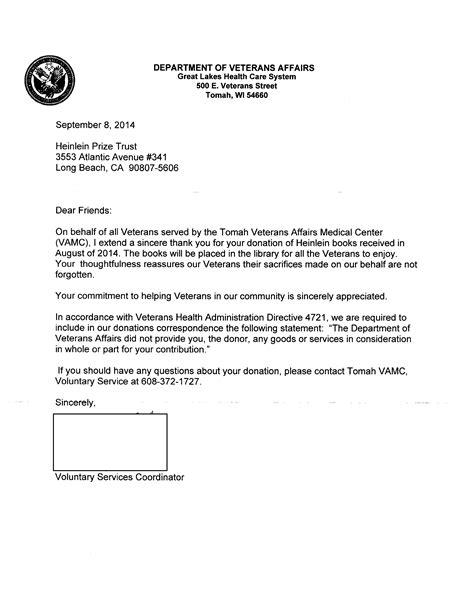 Acceptance Letter Donation 91 Acceptance Letter Donation Letter Sle