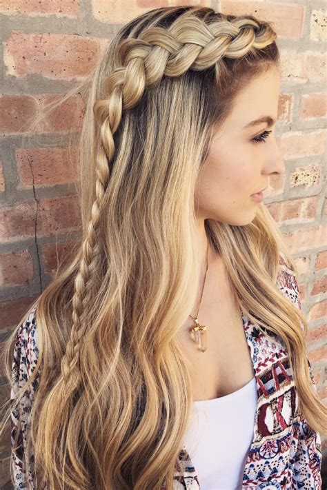 best 25 double braid ideas on pinterest dutch braid