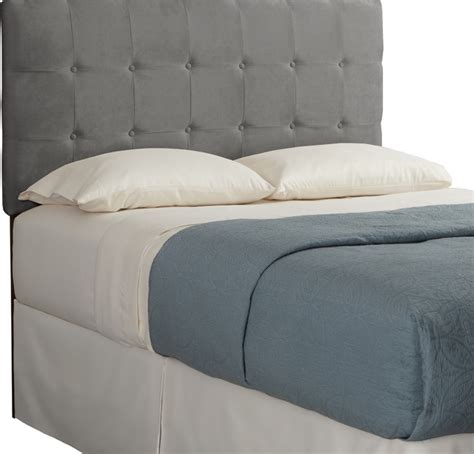 contemporary headboards uk humble haute sussex velvet grey full tufted upholstered