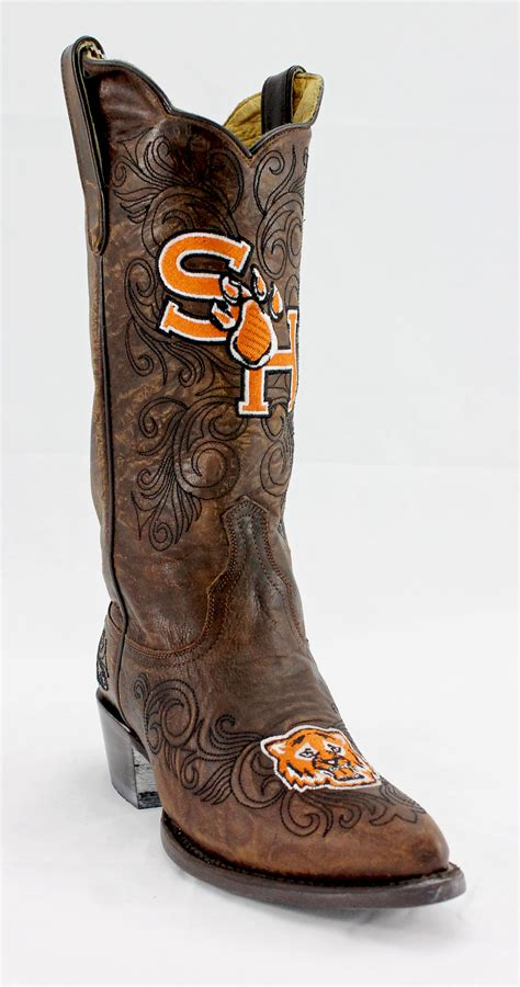 gameday boots s sam houston state leather boots