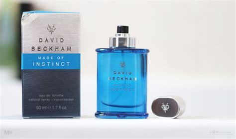 Parfum David Beckham Instinct david beckham made of instinct fragrance michael 84