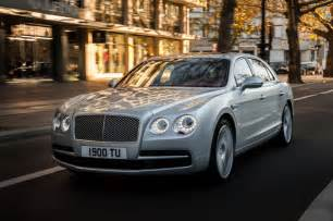 Bentley Spur V8 2015 Bentley Flying Spur V8 Drive