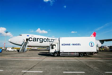 kuehne nagel joins budapest airports cargo community