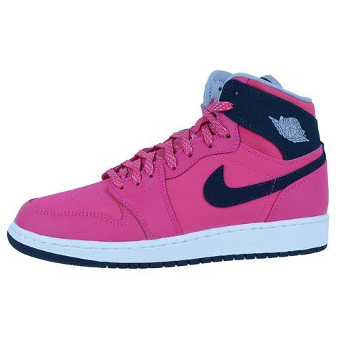 Nike Air High Grey Pink nike air 1 retro high gg pink
