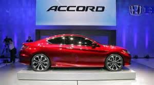 Honda Accord Coupe V6 2017 Honda Accord Coupe V6 Side View Colors 2017
