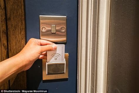 hotel hack     card  activate  rooms lights daily mail