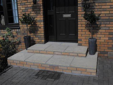 brickwork services  large front steps bothwell