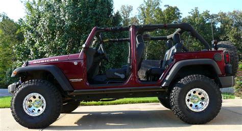 Jeep Wrangler No Doors by Jeep Wrangler Unlimited Lifted No Doors Image 73