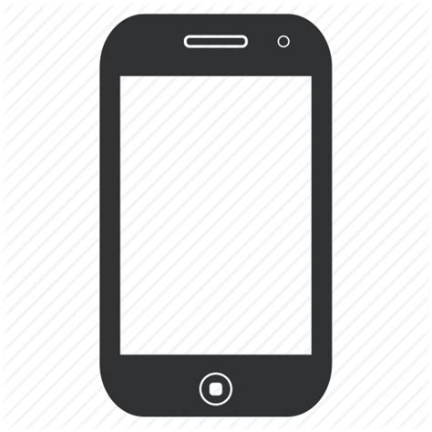 phone screen template call communication display frame gadget