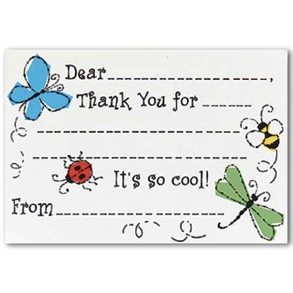thank you letter to child s thank you letter a parent feels great when their