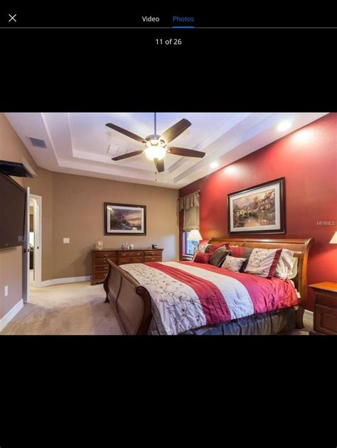 Burgundy Bedroom Decorating Ideas by Best 25 Burgundy Walls Ideas On Burgundy