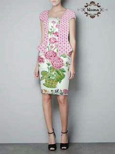 desain dress batik modern http ceritasiminyun blogspot com au 2012 12 cara pakai