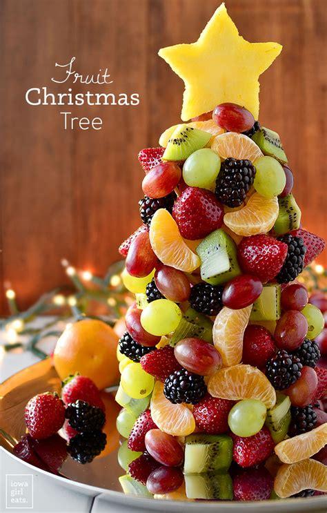 fruit christmas tree iowa girl eats