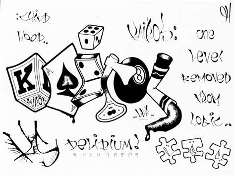 graffiti characters  graffitianz