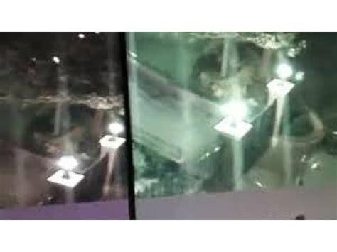 spooky disneyland surveillance video shows ghost walking