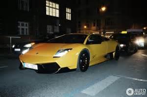 Lamborghini Murcielago Lp 670 4 Lamborghini Murci 233 Lago Lp670 4 Superveloce 20 March 2016