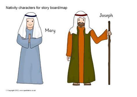 nativity story cut  characters sb sparklebox