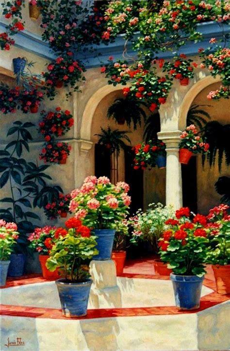 Fotos De Jardines De Flores #5: Patio-andaluz-1.jpg