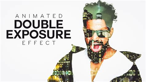 double exposure photoshop tutorial italiano animated double exposure effect photoshop tutorial