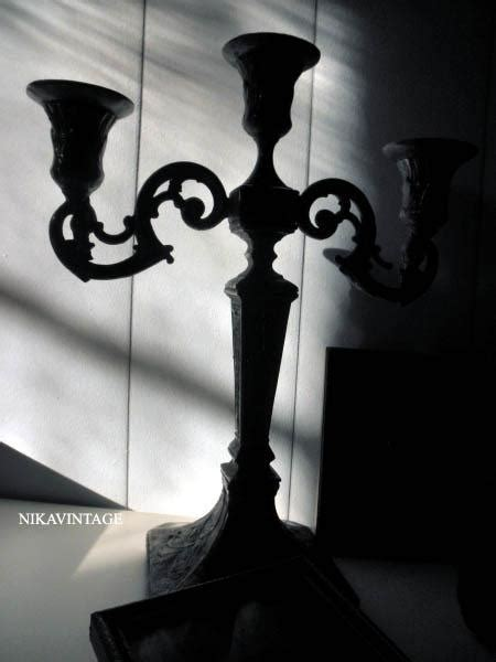 un candelabro antiguo aqui cuadritos victorianos paperblog