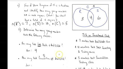 problems involving sets using venn diagrams problem solving involving sets using venn diagrams choice