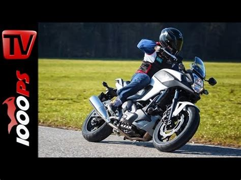 Motorrad F R A2 Enduro by 2015 Honda Cb500f Test A2 48ps Einsteiger
