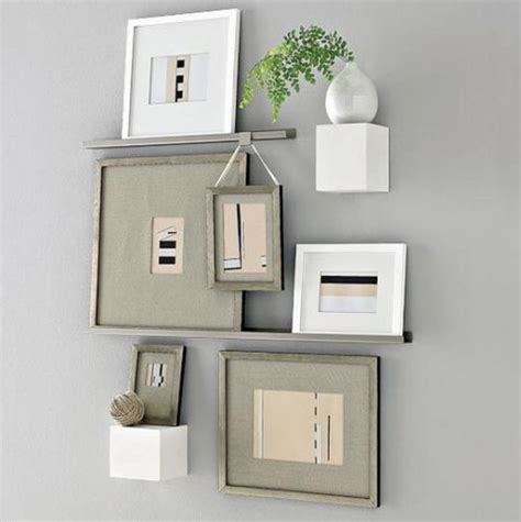Picture Frame Ledge Shelf by Picture Ledges For The Arty Indecisive