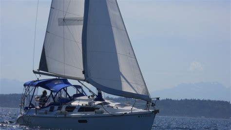 sailboat rental seattle rent a custom custom 35 sailboat in seattle wa on sailo