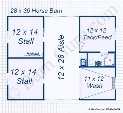 how to design and build a horse barn in seven steps wick 2 stall monitor style horse barn design floor plan barns
