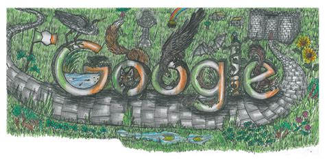 theme google chrome winner doodle 4 google