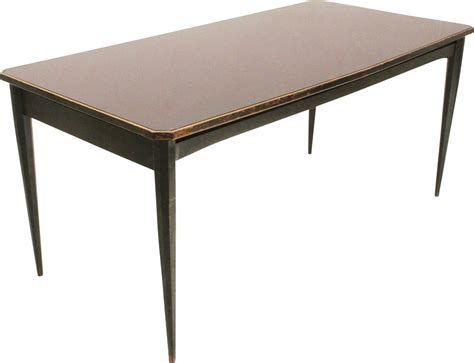 vintage glass top dining table vintage dining table with glass top 1960s