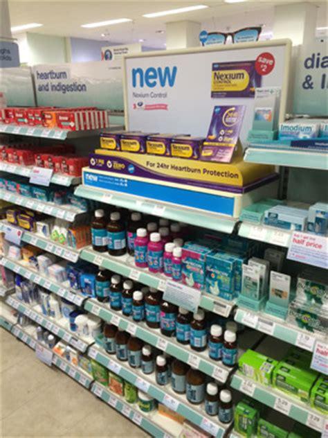 Nexium Shelf by 12 Pharmacy