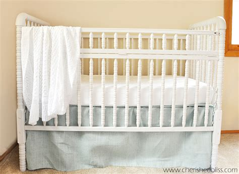 Painting A Crib by Tips On How To Paint A Crib Cherished Bliss