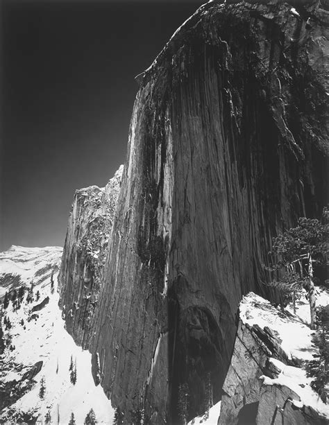 Reckoning With Ansel Adams's Photos Of A Mythic, Pristine