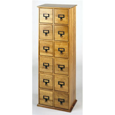 library card file multimedia cabinet media storage cabinets 228 cd library card file style