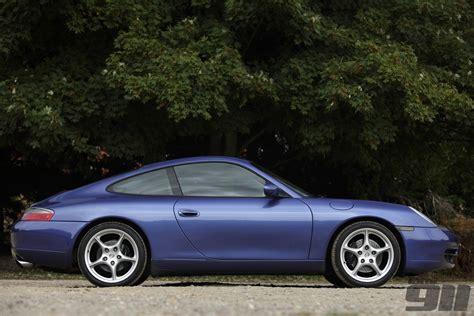 Porsche 911 996 Carrera by Total 911 S Seven Favourite Underrated Porsche 911s