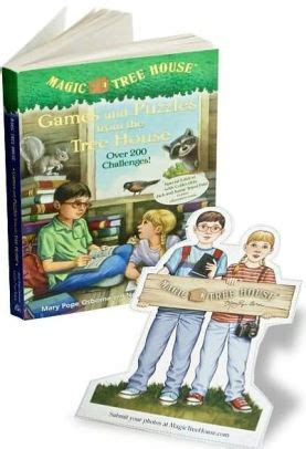 magic tree house games magic tree house games and puzzles from the tree house by