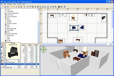 huis ontwerpen 3d sweet home 3d download