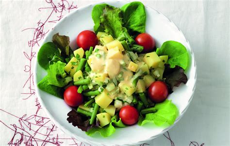 sedano ricette contorni ricetta insalata di fagiolini sedano e patate la cucina