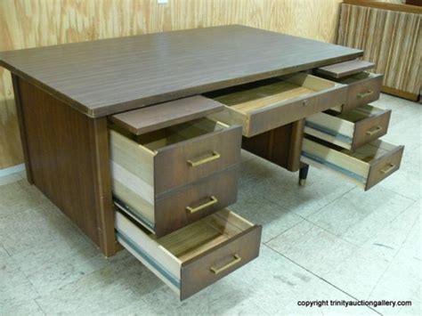 lot 158 indiana desk company executive desk