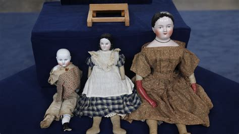 porcelain doll appraiser three german china dolls ca 1855 antiques roadshow pbs