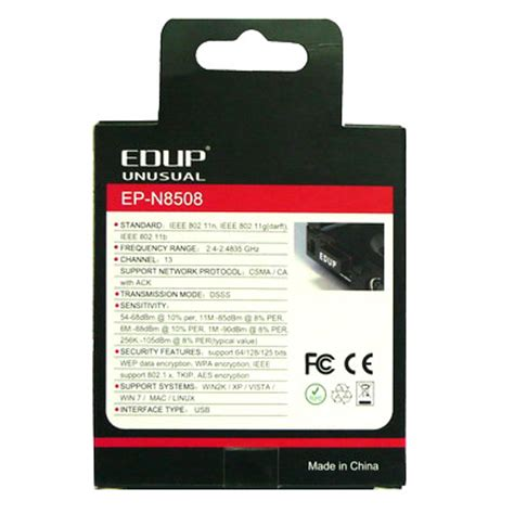 Adapter Wifi Usb 802 11n 150mbps Edup Mini Ep N8508 edup mini wireless 802 11n 150mbps wifi usb network card