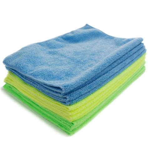Micro Fiber Cleaner by Household Surface Microfiber Cleaning Cloths
