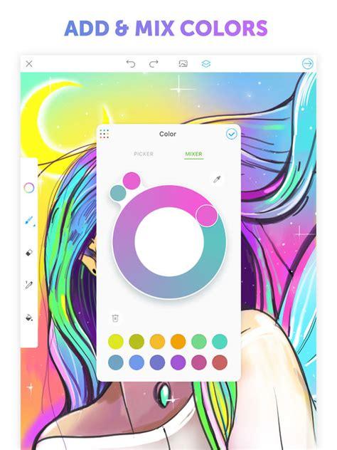 picsart color paint by picsart inc